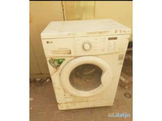 Not working damage washing machine buying
