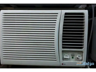 LG window AC for sale