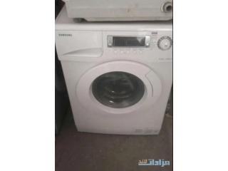 Not Woking damaged washing machine