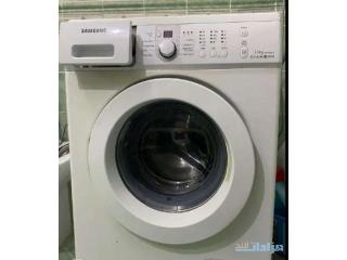 Samsung Washing machine 7kg غسالة سامسونج ٧كجم
