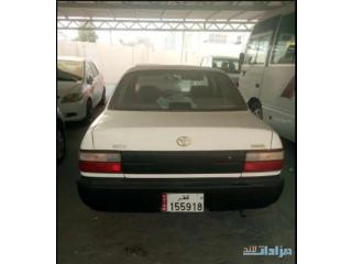 Toyota Corolla 1997 model 2 car