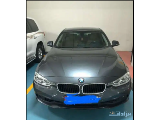 BMW 2016 318i for Sale QR 75,000