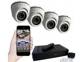 CCTV SECURITY CAMERA INSTALLATION