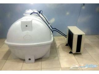 مكيف تبريد خزان الماء مستعمل
