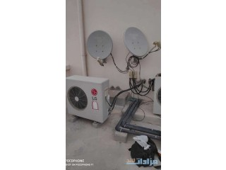 Air conditioner servicing and repair