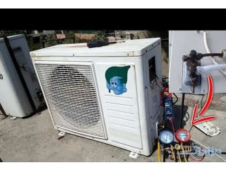 Air conditioners servicing and repair