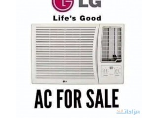 WINDOW AC FOR SALE Good CONDITIONS
