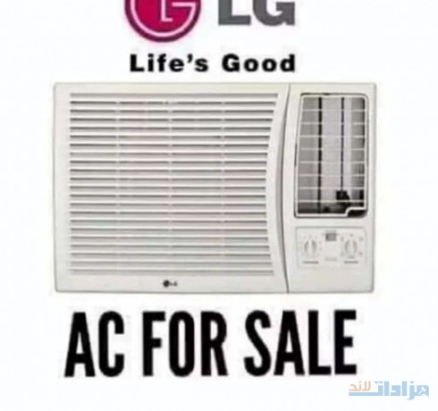 window-ac-for-sale-good-conditions-big-0