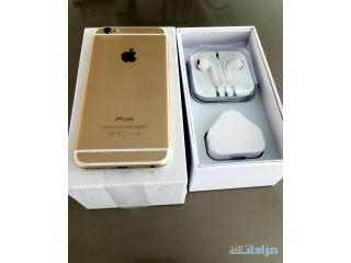 I phone 6 64 GB gold