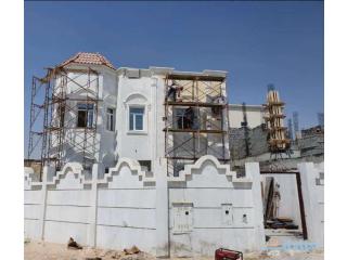 الغرافه الناصريه للبيع فيلا 434م شارعين زاويه بمجلس خارجي