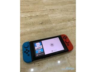 نينتيندو سويتش مع 3 ألعاب Nintendo Switch
