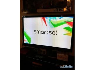 شاشة تلفزيون LGنظيفه جدا 58بوصه