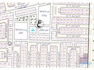 أرض طريق الرياض مخطط 12 ح