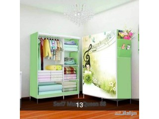 خزانة قماشية رائعة وانيقة
