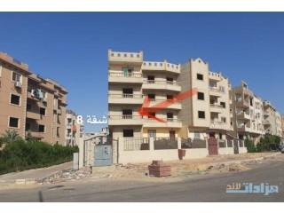 شقة للبيع بالشيخ زايد القاهرة