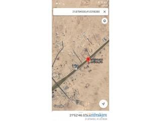 ارض للبيع طريق الطايف-الرياض بعد كبري العطيف