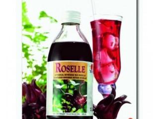 عصير الكركديه روزيل من دكسن محضر خصيصا من مستخلص زهرات الروسيل حجم 285 مل