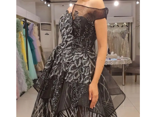فستان ملكتي