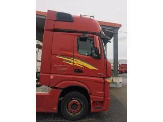 شاحنه مرسيدس اكتروس 1842 mp4 (2*4)للبيع