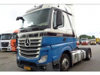 للبيع بسعر منافس شاحنه مرسيدس اكتروس 1845 mp4 (2*4)