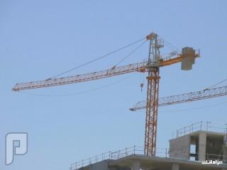 رافعات برجيه tower crane