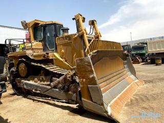 Bulldozer caterpillar D9R for rent