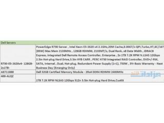 PowerEdge R730 Server سيرفرات ديل للبيع
