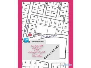للبيع قطعة سكنية الباحة مخطط بني سار 821