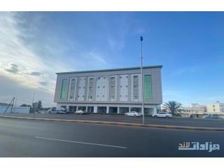 مبنى فندقي للإيجار فندق أو مستشفى