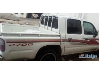 هايلوكس للبيع 2001