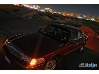 فورد جراند ماركيز 99 محول 2001 للبيع