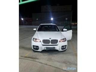 BMW x6 2011 بي ام دبليو