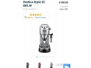 آلة قهوة ديلونجي EC685.M