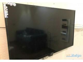 تلفزيون شبه جديد للبيع ماركة تشانغ هونغ