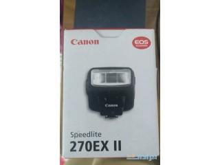 فلاش كانون Canon 270EX ll