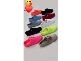 احذية ملونة صيفية