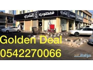 محل للايجار في حي الرويس في جدة
