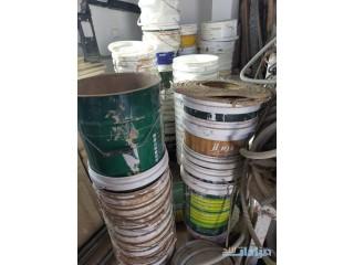 » سطول بلاستيك وحديد للبيع
