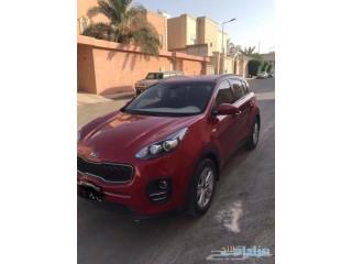 كيا سبورتاج 2017 استاندر سعودي