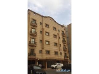 شقة ايجار ثلاث غرف وصاله حي السلامه